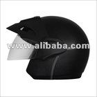 Open Face Helmet, Leather Finish Helmet, Vega Helmet, ISI - DOT Helmet, Safety Helmet, Motorcycle Helmet