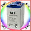 Solar battery 2V500AH solar gel battery solar energy
