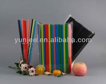 Good quality custom star art straw