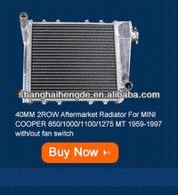 Special price radiators For TOYOTA COROLLA AE100 AE101 AE102 MANUAL L4 ENGINE radiator kits