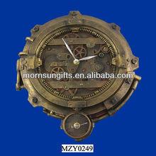 2013 Brand New Vintage Wall Clock, Resin HandmadeHome Necessity