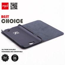 Premiun design leather flip case for samsung galaxy note 2