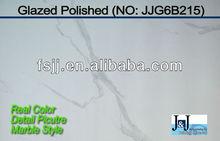 2013 Ho Sale White Shining Travertine Floor Tile, Size: 600x600mm, 800x800mm