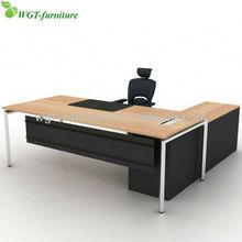 Metal steel leg modern office director table