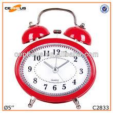 5 inch kids table clocks