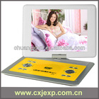 Wholesale 22 inch mobile dvd player with TV game USB