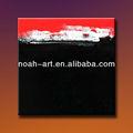 Chino blanco y negro de pinturas al óleo Color013