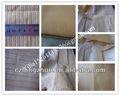 polietileno de alta densidad de punto 6 decoración sombra net