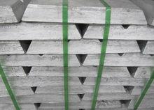 zinc ingot 99.995