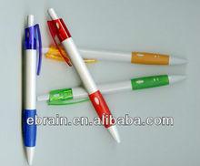 plastic cheap pen with custom logo