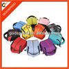Fancy nylon camera bag easy carrying camera case bag
