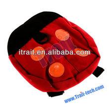 Hot Selling! Ladybug Shape Safety Harness Backbag