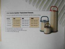 racor fuel filter / water separators