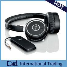 AKG K840KL wireless headphones with Kleer wireless technology On the Go Black Aluminum Headphones