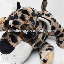 cool simulation animal of plush leopard toy