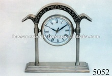 Decorative Metal Clock, Table Clock, home decor
