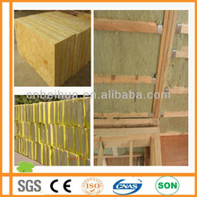 Acoustical Fire Batts/Mineral Wool fire insulation for construction