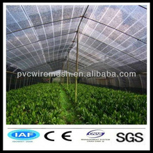 Shade net greenhouse in China