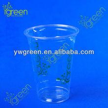plastic bubble glass/plastic cups/disposable cups for desserts