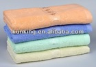 high quality jacquard bath towel