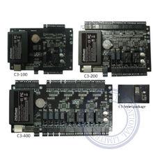 Four-Door One-Way Access Control Panel Configuration C3-400