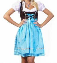 Mini dirndl, trachten dirndl, German wears, dirndls, dirndl dress, tradational wear,