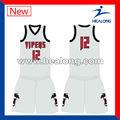 2013 envío del diseño del equipo de baloncesto uniformes de alta calidad