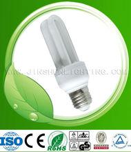 Fluorescent Light 2U Energy Saving Lights3W-9W