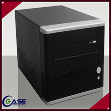 ITX plastic circle awesome mini pc case