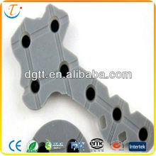 custom Conductive silicone rubber button