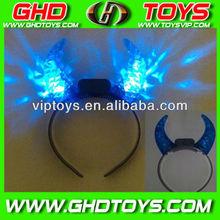 light up devil crystle horns
