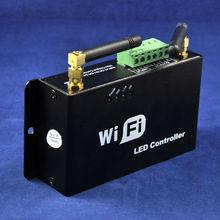 DC5-24V wifi SPI controller + RF remote control for LPD6803/WS2801/TM1803/DM413/TM1809/D705 led strip light