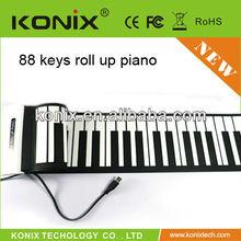 cheap piano keyboards 61keys MIDI CE/ROHS including