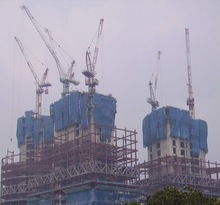 Jaso Tower crane