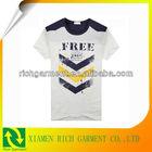 2013 latest fashion t-shirt screen printing machine designs for men
