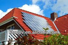 Japanese high standard On-Grid Solar energy system ,mono 150w solar panels ,solar electricity generator