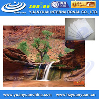 waterproof glossy photo copy paper for inkjet printing in A4