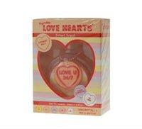 LOVE HEARTS ORANGE FIZZ
