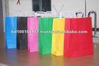 80GSM 5kg Reusable Flat Handle Shopping Bag