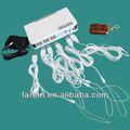 6 Ports Usb Hub teléfono móvil de alarma anti-perdida Secure dispositivo, Pc de la tableta de pantalla anfitrión con mando a distancia