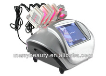 Diode Lipo Laser Slimming Instrument Fast Fat Burning Remover Machine