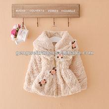 Kids Coats Winter Thicken Cotton Children Coats Girl Clothing 2013