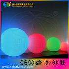 outdoor garden led glowing ball lamp grass lighting ball