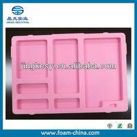 Factory Die cut plastic epe sheet/custom cut foam sheets OEM