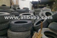 Used Passenger Car Radial Tyre