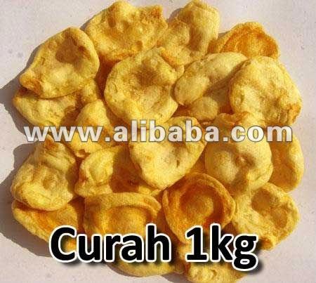 Chip salak/snack ( frutta fritta )