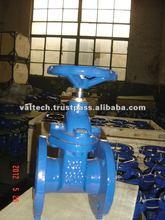 DIN2252,Hand Wheel Gate valve