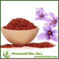 organiques herbes médecine crocine extrait de safran et le safranal