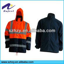 winter hooded double jacket coats