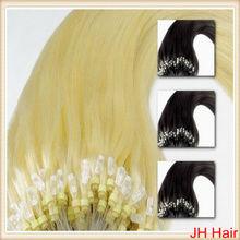 fascinating virgin micro loop ring human hair extensions wholesale